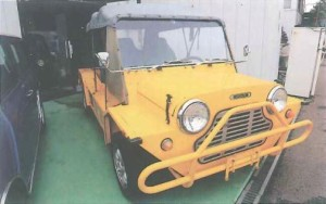 80 mini moke